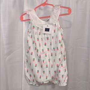 Janie and jack baby jumpsuit brand new with tag